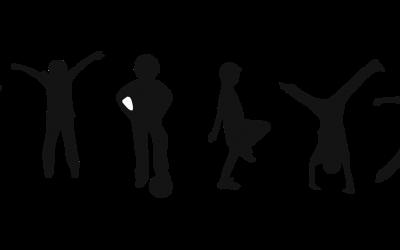 Wat is het verband tussen beweging en taal?